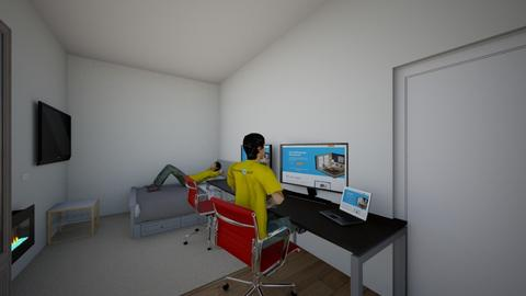 Vitea stopa room - Bedroom  - by stefanz