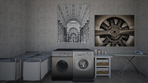 Laundry Room 1 - by maimers