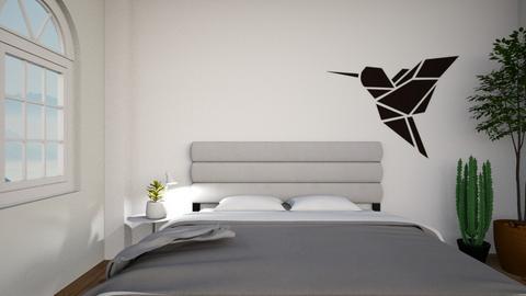 Erik - Bedroom  - by Nova Interiors