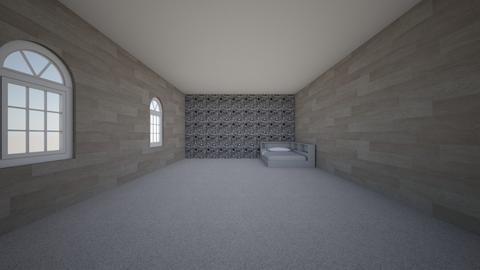 kamar - Bedroom  - by JustHuman