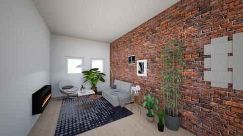 Interieur ontwerp huis - Living room - by Maylan van der Grift