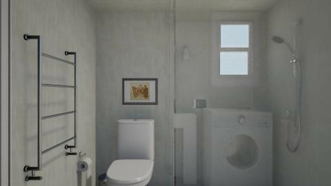 BathroomNEW - Country - Bathroom  - by christine777