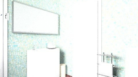 comfort room - Glamour - Bathroom  - by YouKnowWhoIAmx3