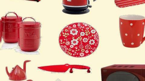 Red or Bread - Kitchen - by WaxButterfly