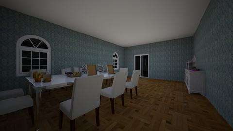 Takeaway night - Classic - Dining room  - by Aisha_b98