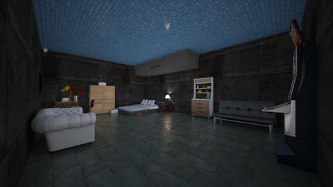 bedroom - by Malique