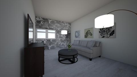Dnevna soba - Living room  - by MatejaVukosavljevic