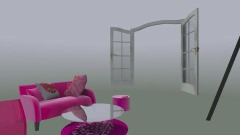 pink  - Glamour - by pigipigi