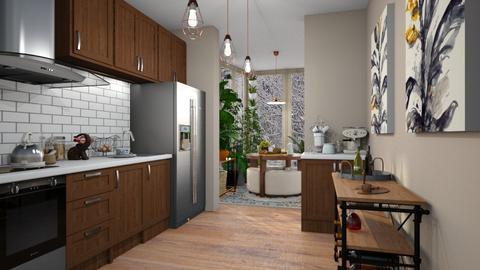 Kitchen Conservatory - Kitchen  - by L Frank