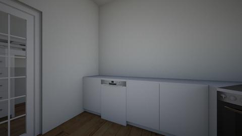 31 m2 Wohnung  - Kitchen  - by Jette Wolpert