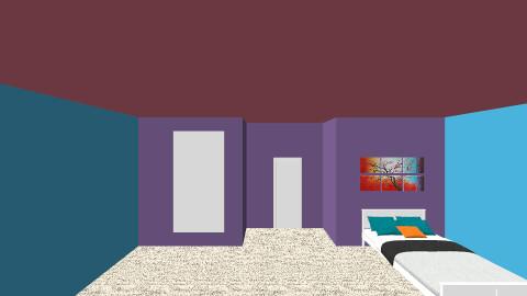Meu quarto - by Beatriz B