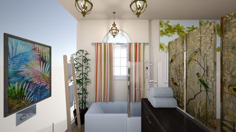 magico - Bathroom  - by cruz cruz