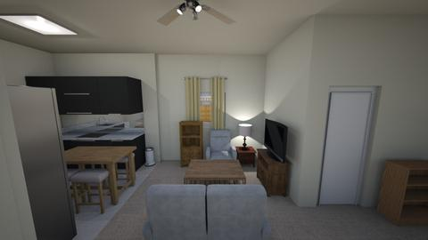 Small Compact Home - Living room  - by mspence03