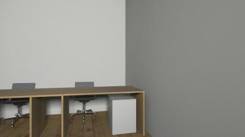 Biuro - Minimal - Office  - by PiotrMichalik