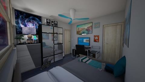 Sams Concept - Modern - Bedroom  - by BarcaNumber10
