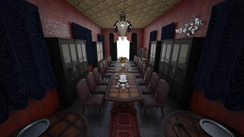 kitchen - Classic - Kitchen  - by lalaloopsy888