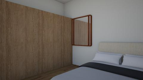My room - Modern - Bedroom  - by lcampillo2