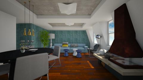 Putney Living - Modern - Living room  - by 3rdfloor