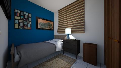 Cuarto  - Classic - Bedroom - by sebascalderon