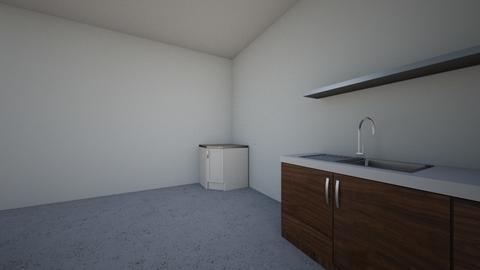 kitchen - by zemach2410