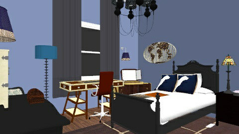 teen been - Classic - Kids room  - by Mulligan Maria
