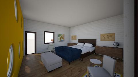 Oceana - Bedroom  - by goldengurl