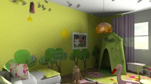 il giardino di gaia - Eclectic - Kids room  - by gloria marietti