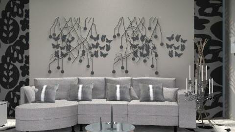 bb - Classic - Living room  - by asifgoldpk