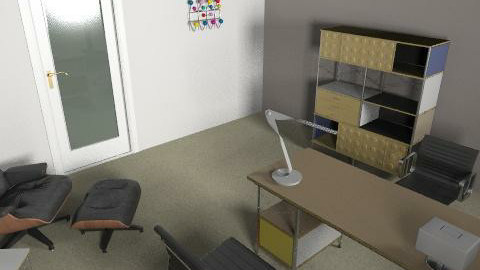 Peggy Waara - Retro - Office  - by Minneapolis Mod