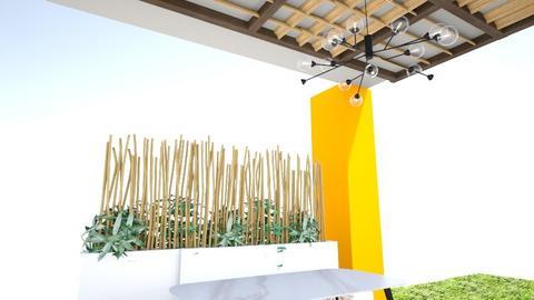 foto 1 terraza - Garden  - by lopezpro13