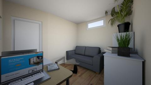 Bedroom 3 - Modern - Bedroom  - by mateusztworzewski