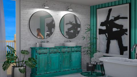 Turq - Bathroom - by Teigh Lynn