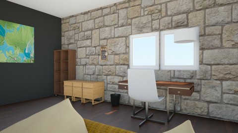 future office - Modern - Office  - by lolz_erin12