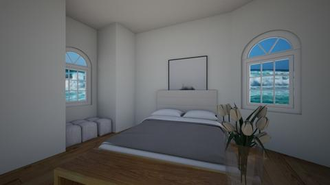 ipp - Modern - Bedroom  - by hicran yeniay
