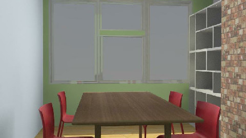 DiningRoom - Dining Room  - by OhLaLa