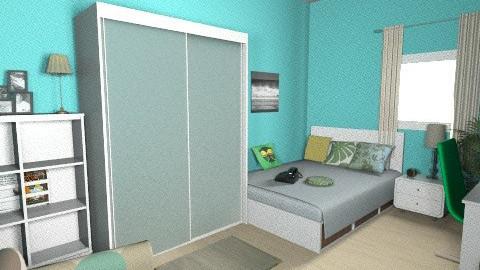 brinmrh - Bedroom - by Norgi