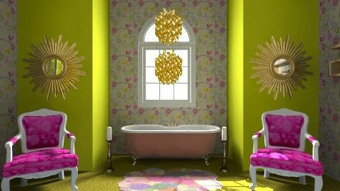 My Plush Bathroom - Modern - Bathroom - by lilme_2k