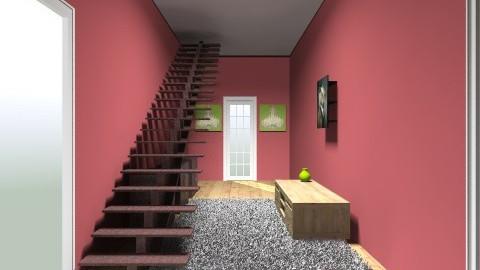 hall way - Glamour - by Maddi2002