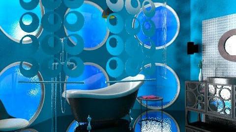 deep sea - Modern - Bathroom  - by Tina28