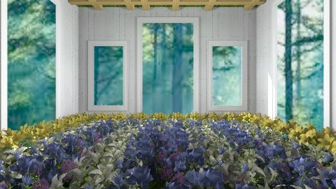 The Bloom - Rustic - by vintageanimals99