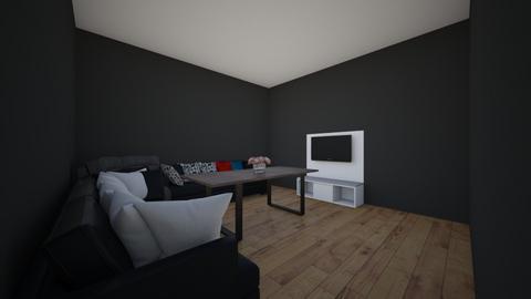 ll - Living room - by ahadashraful