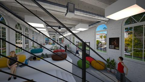 Cowork in Lisbon - Modern - Office - by Claudia Correia