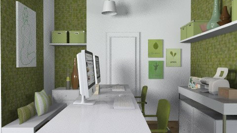 Office for Two-v2 - Office - by jenshadow_222