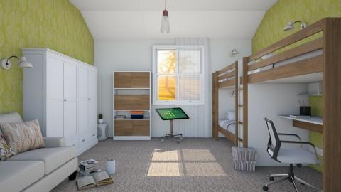 Nisza - Kids room - by Magdalena ER