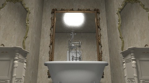 Bathroom - Classic - Bathroom  - by Coco_Juno