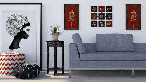 Zoom 3 - Minimal - Living room - by millerfam