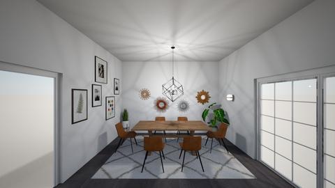 eetkamer - Kids room  - by yenthelll