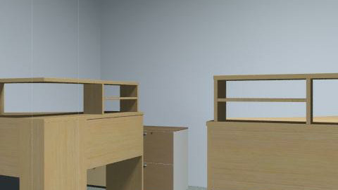 Kristin - Minimal - Office  - by kk663