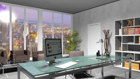 office - Modern - Office  - by fre82