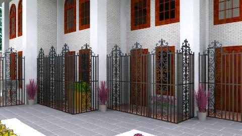 BelleVue - Classic - Garden  - by chloedaniella